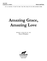 Amazing Grace, Amazing Love - Orchestral Score and Parts